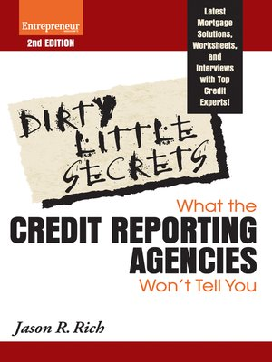 cover image of Dirty Little Secrets