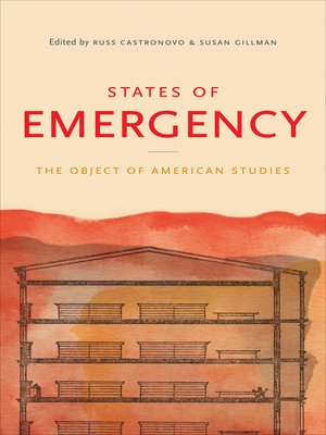 cover image of States of Emergency