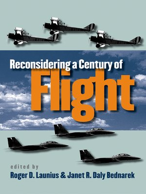 cover image of Reconsidering a Century of Flight