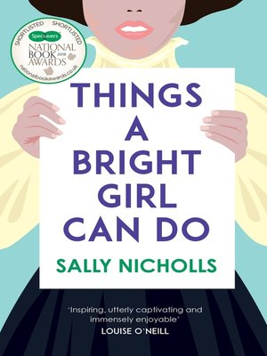 cover image of Things a Bright Girl Can Do