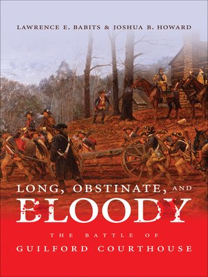 cover image of Long, Obstinate, and Bloody