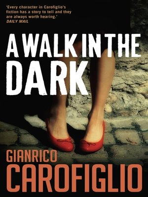 cover image of A Walk in the Dark