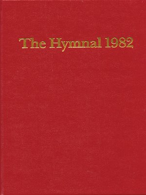 cover image of The Hymnal 1982