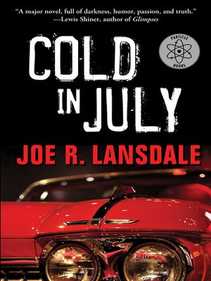 cover image of Cold in July