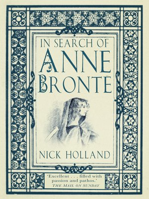 cover image of In Search of Anne Brontë