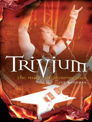 cover image of Trivium--The Mark of Perseverance