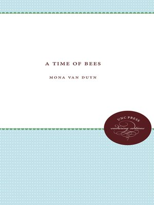 cover image of A Time of Bees