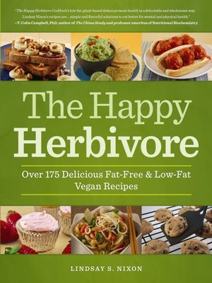 cover image of The Happy Herbivore Cookbook