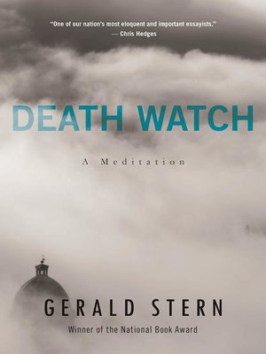cover image of Death Watch