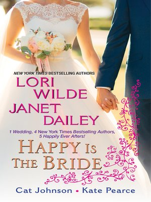 cover image of Happy Is the Bride