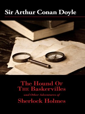 cover image of The Hound of the Baskervilles and Other Adventures of Sherlock Holmes