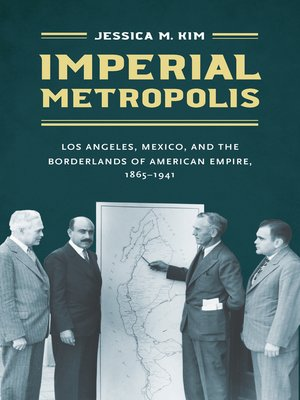 cover image of Imperial Metropolis