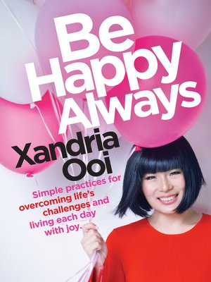 cover image of Be Happy, Always