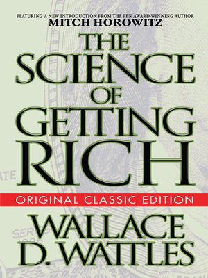 cover image of The Science of Getting Rich (Original Classic Edition)