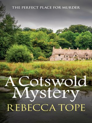 cover image of A Cotswold Mystery
