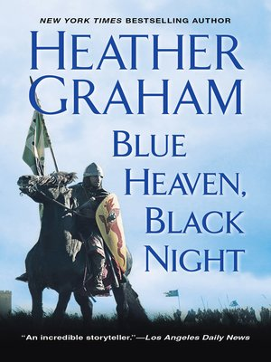 cover image of Blue Heaven, Black Night