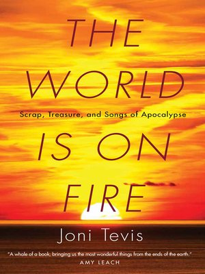 cover image of The World Is on Fire