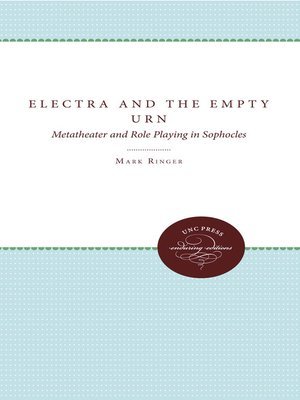 cover image of Electra and the Empty Urn