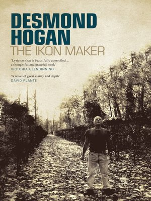 cover image of The Ikon Maker