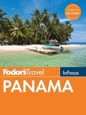 cover image of Fodor's In Focus Panama