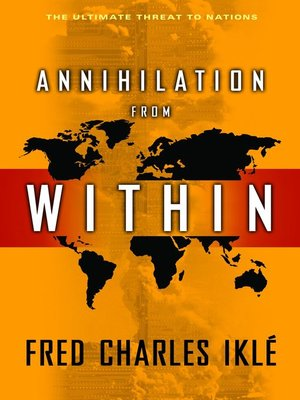 cover image of Annihilation from Within