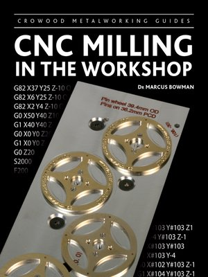 cover image of CNC Milling in the Workshop
