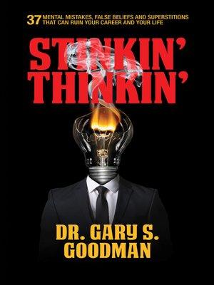 cover image of Stinkin' Thinkin'