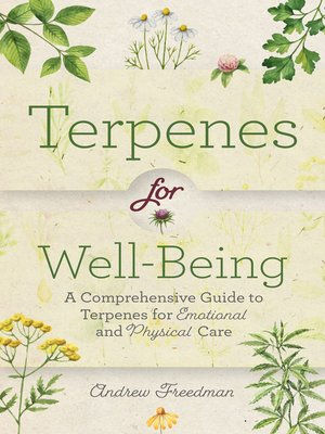 cover image of Terpenes for Well-Being