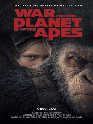 cover image of War for the Planet of the Apes