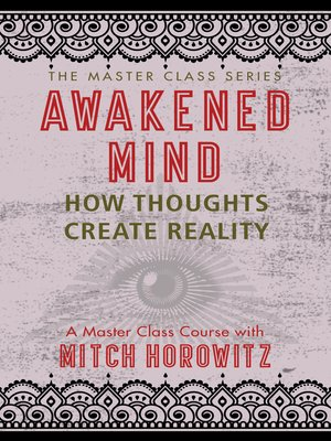 cover image of Awakened Mind (Master Class Series)