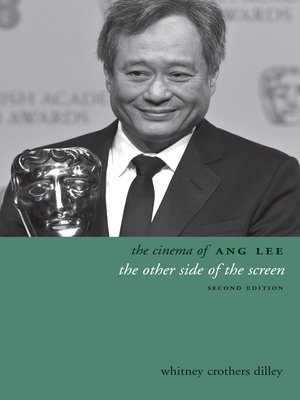 cover image of The Cinema of Ang Lee