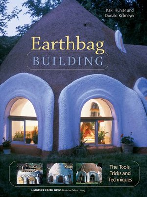 cover image of Earthbag Building