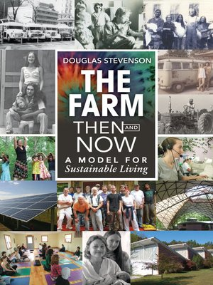 cover image of The Farm Then and Now