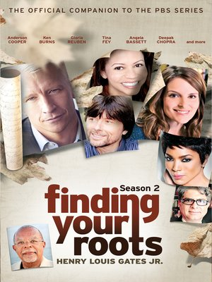 cover image of Finding Your Roots, Season 2