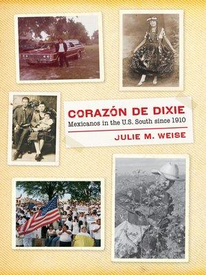 cover image of Corazón de Dixie