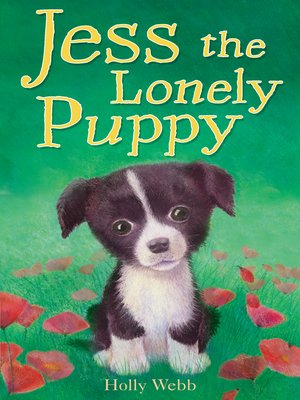 cover image of Jess the Lonely Puppy