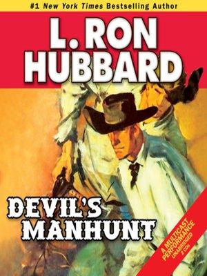 cover image of Devil's Manhunt