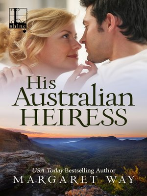 cover image of His Australian Heiress