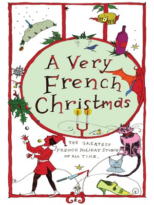 cover image of A Very French Christmas