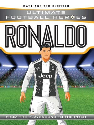 cover image of Ronaldo (Ultimate Football Heroes)--Collect Them All!