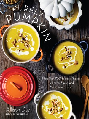 cover image of Purely Pumpkin