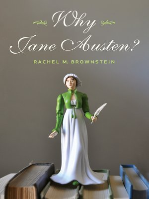 cover image of Why Jane Austen?