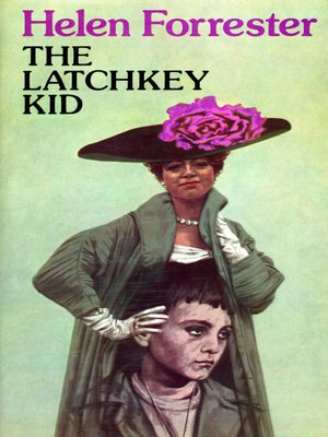 cover image of The Latchkey Kid