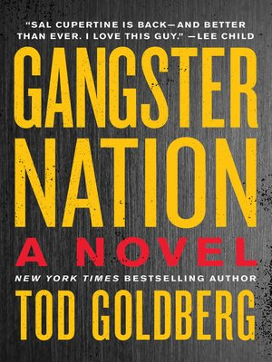 cover image of Gangster Nation