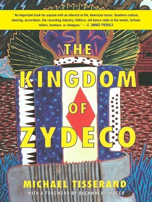 cover image of The Kingdom of Zydeco