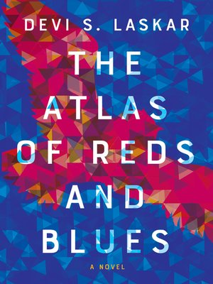 cover image of The Atlas of Reds and Blues
