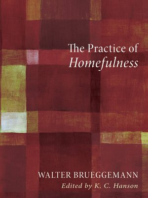 cover image of The Practice of Homefulness