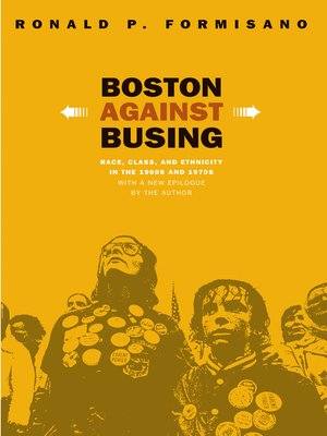 cover image of Boston Against Busing