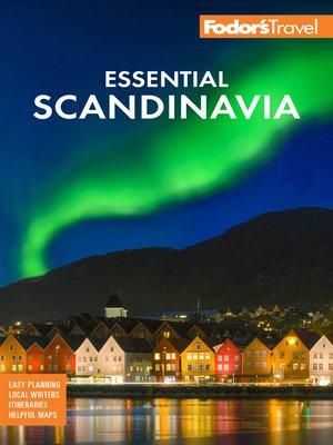 cover image of Fodor's Essential Scandinavia