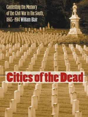 cover image of Cities of the Dead